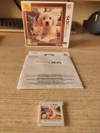Nintendo Dogs + Cats Juego Nintendo 3DS / 2DS
