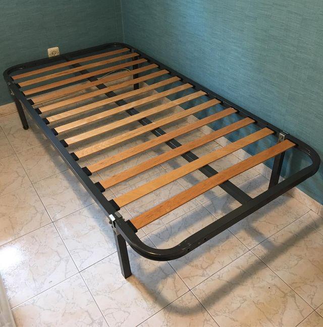 COLCHÓN Y SOMIER 90x180 CAMA