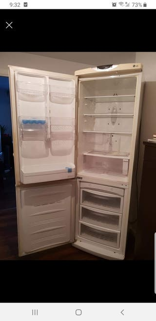 frigorífico marca LG, nofrost