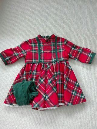 vestido 3años.NIÑA