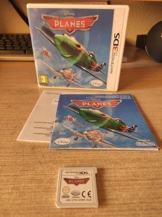 Planes (Aviones) Juego Nintendo 3DS / 2DS