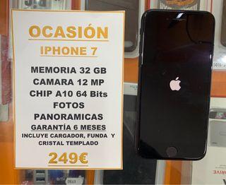 ¡OFERTA! IPHONE 7 32GB BLACK