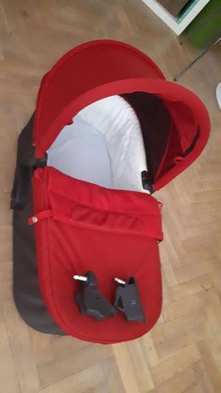 Capazo Deluxe, para carros Baby Jogger