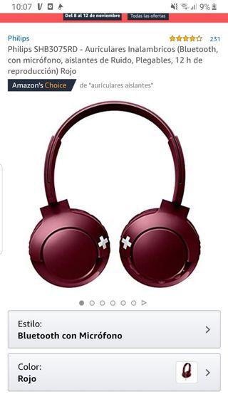 auriculares inalámbricos Philips