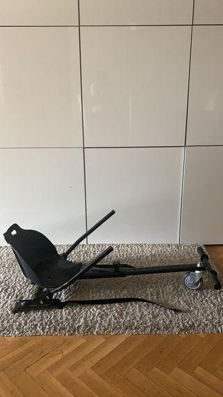 Silla / Kart para Hoverboard