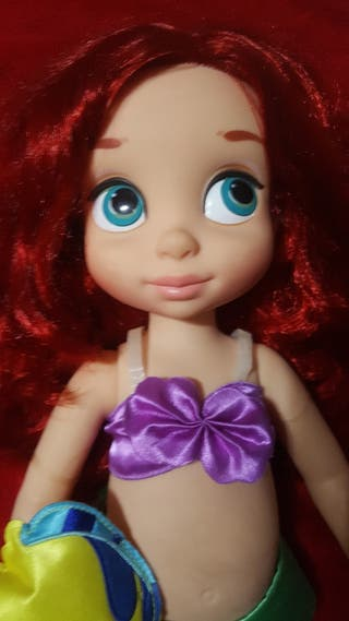 Muñeca animator Ariel