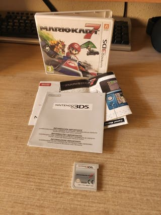 Mario Kart 7 Juego Nintendo 3DS / 2DS