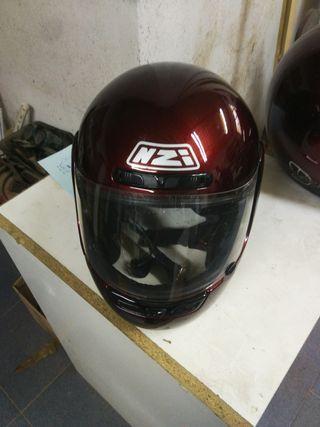 2 cascos Nzi Conver granates