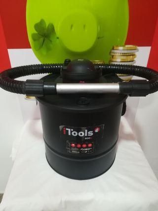 ITOLS 800W aspirador soplador de cenizas