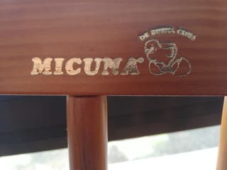 cuna conver de la marca Micuna