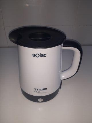 Calentador de Leche y agua Solac Stillo