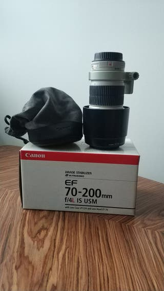 Canon 70-200 F4 IS L USM