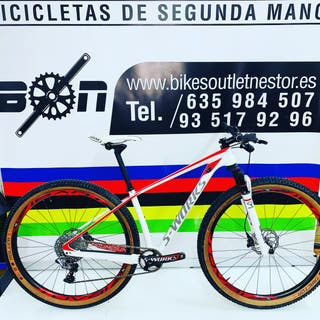 Bicicleta Specialized stumpjumper ht s-works