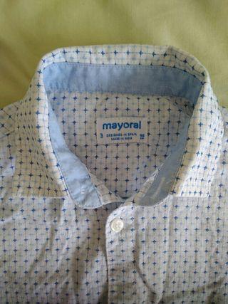 camisa mayoral como nueva