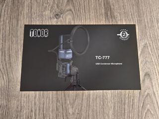 Micrófono profesional sobremesa TONOR TC-777 USB