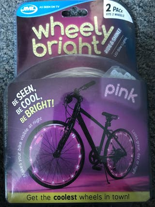 Bike Lights (Purple)