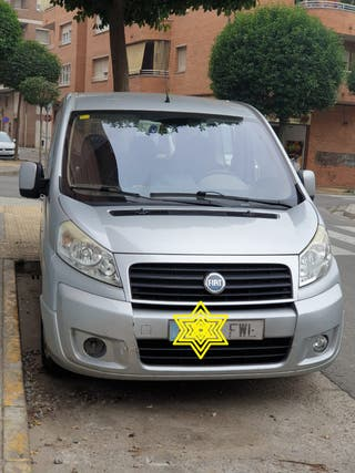 Vendo Fiat Scudo 120 Multijet 2007