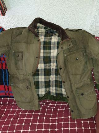 Barbour chaqueton usado