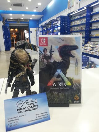 ARK SURVIVAL EVOLVED SWITCH IMPECABLE