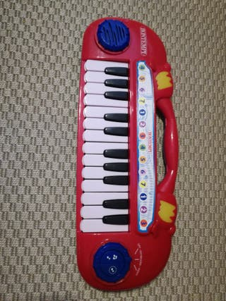 Órgano musical