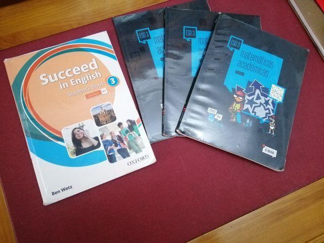 libros de 3 de la ESO