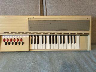 Órgano musical bontempi vintage