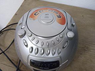 Repriductor CD MP3