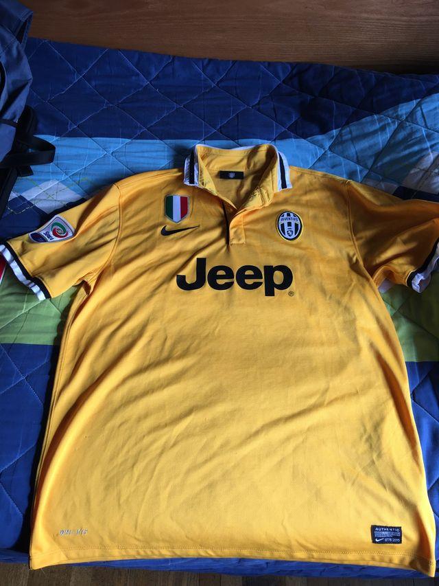 Camiseta Nike de la Juventus, Seria A