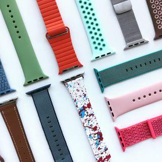 Lote Correas Apple Watch nuevas diferentes modelos