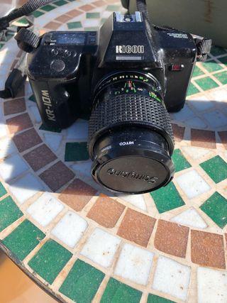 Camara analogica fotos