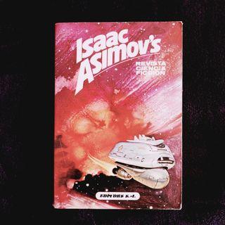 Isaac Asimov ciencia ficción número 5