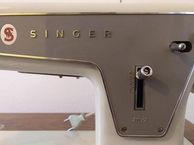 Maquina de coser Singer 810 Z2