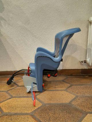 Silla bicicleta porta bebés POLISPORT