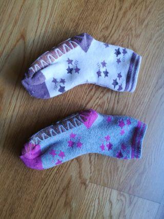 calcetines invierno antideslizante sterntaler