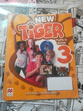 New tiger 3. pupil's book