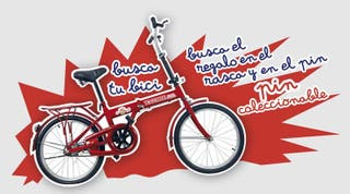 Bicicleta Plegable Yogoice Nueva