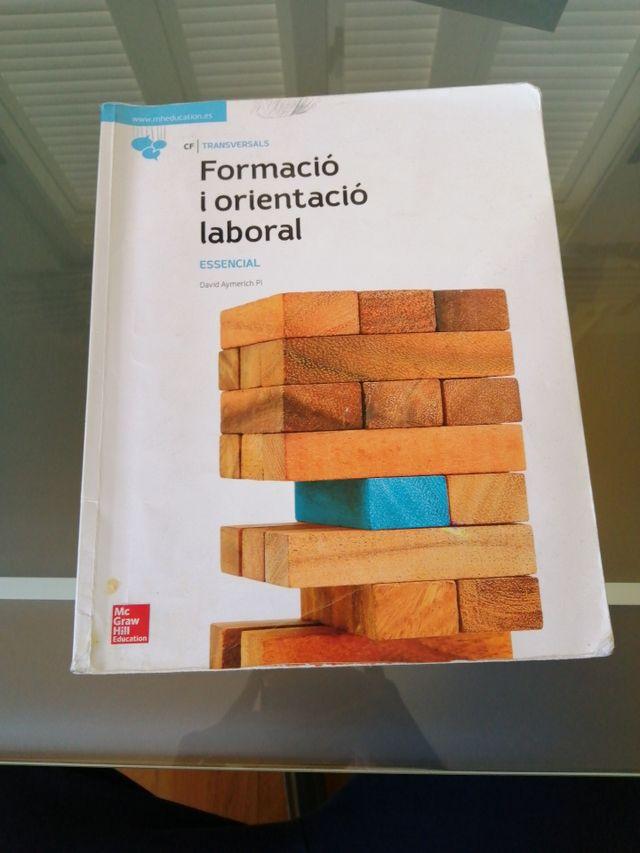 Libro fol para formación profesional