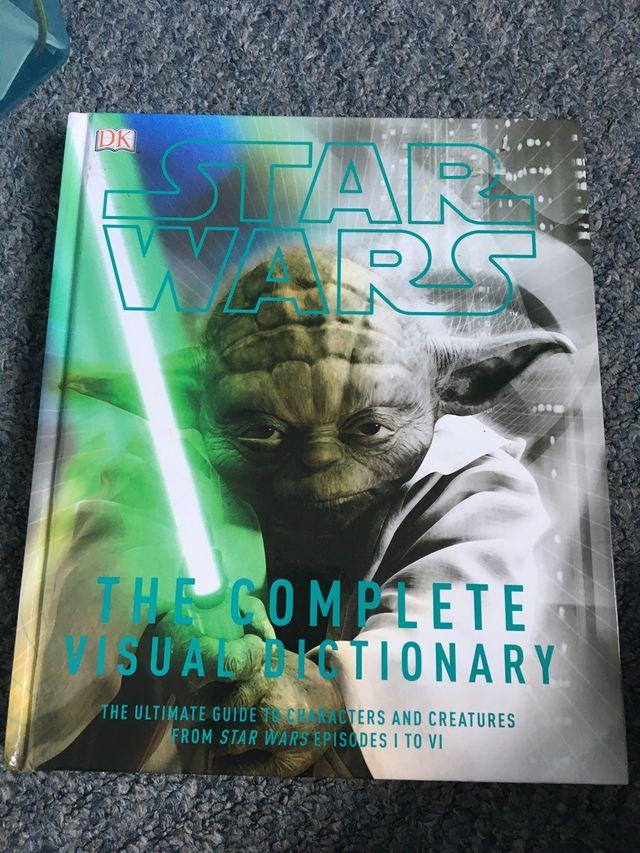 Star Wars Information Booklet