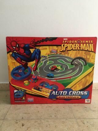Autocross Electronico Spiderman