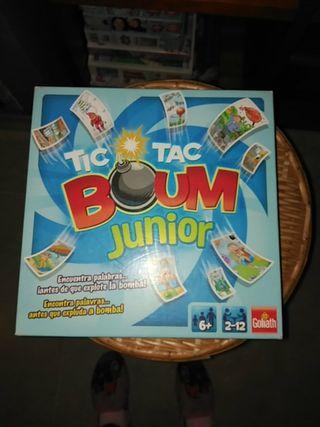 boom junior