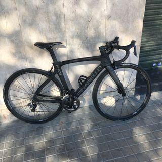 Bicicleta Pinarello Dogma F-10 Negro 2018 T-50