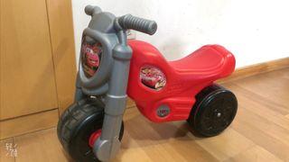 Moto juguete rayo McQueen