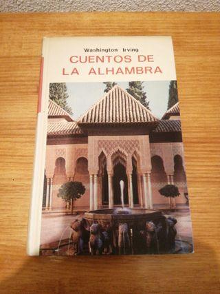 """LIBRO """"CUENTOS DE LA ALHAMBRA"""""""