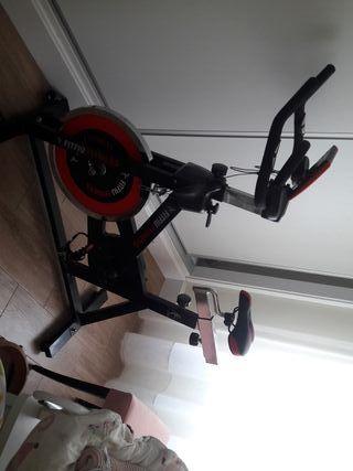 Se vende bicicleta spinning