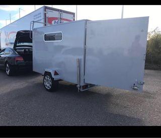 Caravana 4x4 750kg