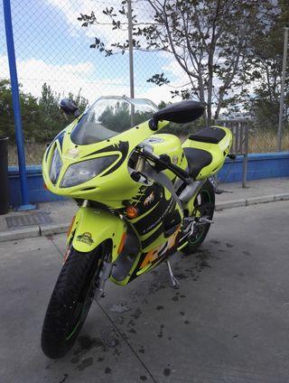 Motor Hispania 49cc Edición limitada 2 tiempos