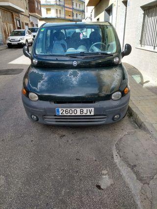 Fiat Multipla, año 2000