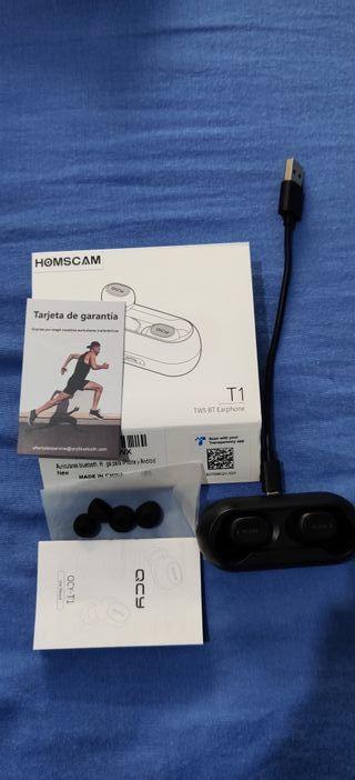 Auriculares Bluetooth Homscam