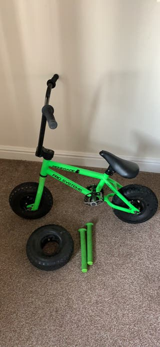 Mini bmx stunt bike great condition