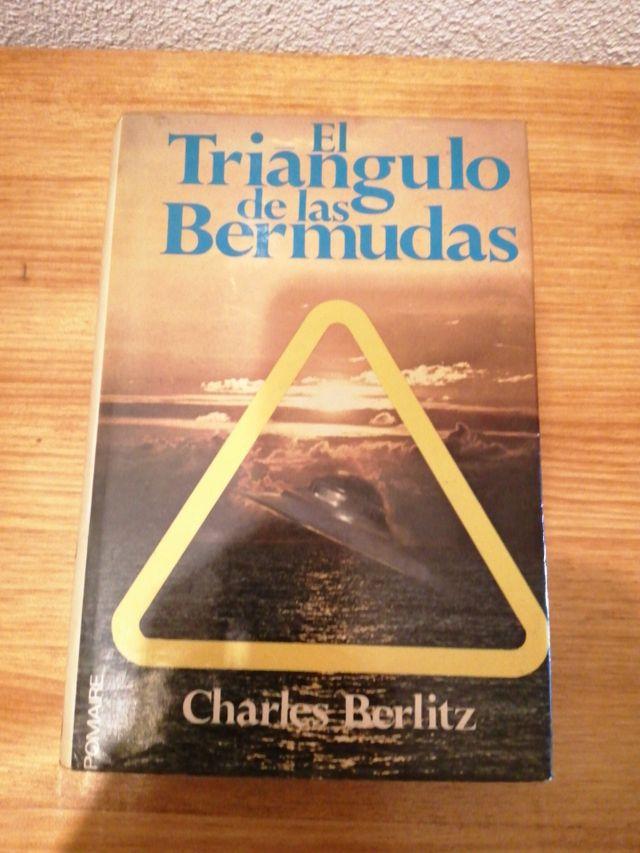 """LIBRO """"EL TRIANGULO DE LAS BERMUDAS"""""""